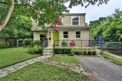Austin Single Family Home For Sale: 3902 Willbert Rd