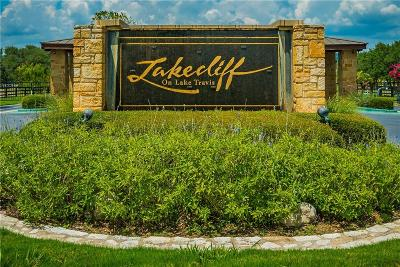 Spicewood Residential Lots & Land For Sale: 24901 Stableford Cir