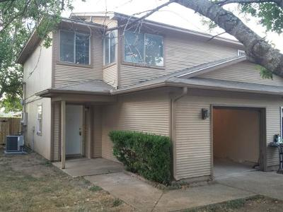 Round Rock Rental For Rent: 920 Chisholm Cv #920