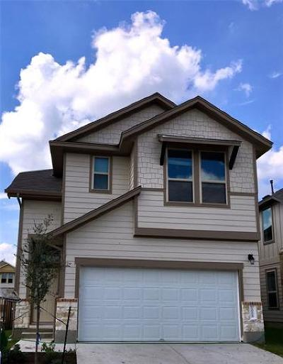 Hays County, Travis County, Williamson County Single Family Home For Sale: 1003 Boatswain Rd