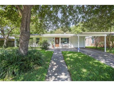 Austin Single Family Home For Sale: 7608 Robalo Rd