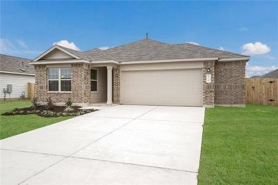 Kyle TX Single Family Home For Sale: $236,010