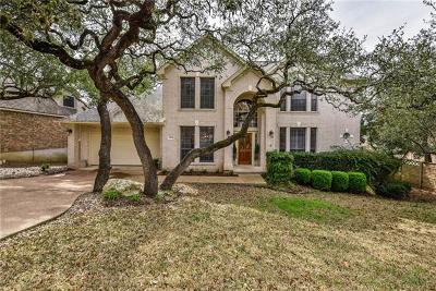 Austin Single Family Home For Sale: 9804 Indigo Brush Dr