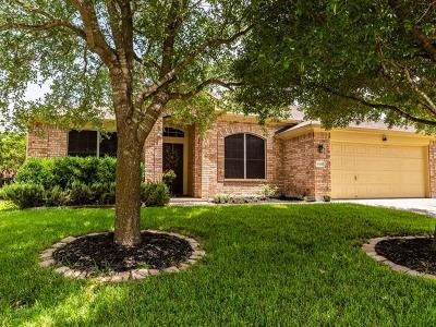 Pflugerville Single Family Home For Sale: 18321 Lake Edge Ct