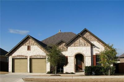 Georgetown TX Single Family Home For Sale: $349,500