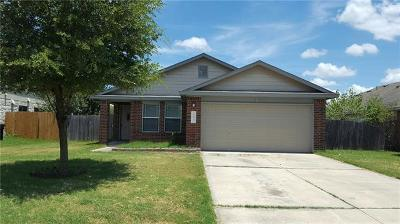 Hutto Rental For Rent: 503 S Pauley Dr