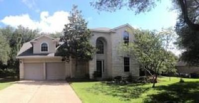 Cedar Park Single Family Home For Sale: 13207 Running Doe Ln