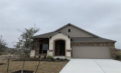 Pflugerville Single Family Home For Sale: 20820 Rolling Creek Rd