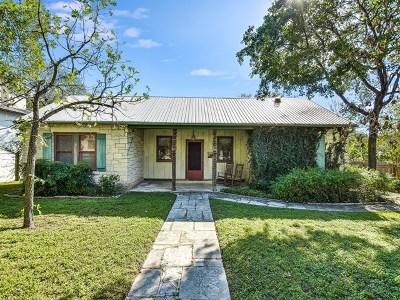 Austin Single Family Home Pending - Taking Backups: 2505 Indian Trl
