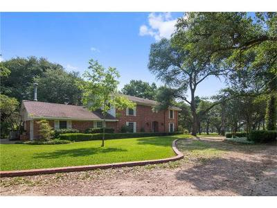 Schulenburg, Weimar Single Family Home For Sale: 438 Marty Rd