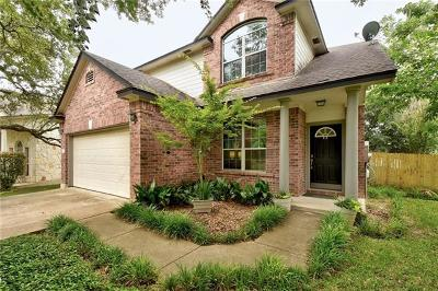 Austin Single Family Home For Sale: 2620 Bess Ln