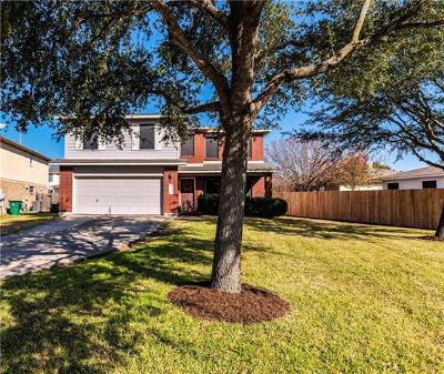 Pflugerville Single Family Home For Sale: 17117 Simsbrook Dr