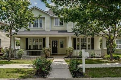 Kyle Single Family Home For Sale: 5859 Fergus