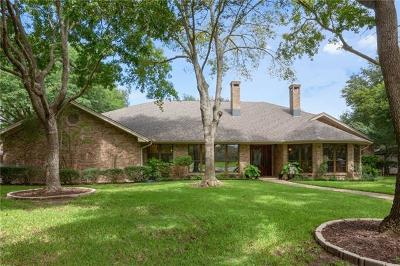 Lockhart Single Family Home For Sale: 510 Drakes Cv