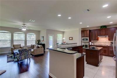 Cedar Park TX Single Family Home For Sale: $450,000