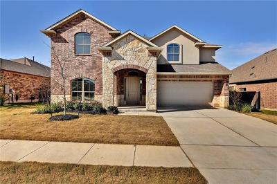 Pflugerville Single Family Home For Sale: 18320 Bassano Ave