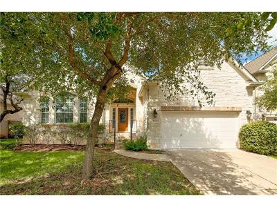 Hays County, Travis County, Williamson County Single Family Home Pending - Taking Backups: 5618 Medicine Creek Dr