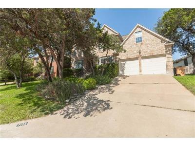 Austin Single Family Home For Sale: 7104 Rain Creek Pkwy