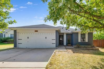 Leander Single Family Home For Sale: 711 Maplecreek Dr