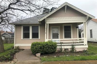 Taylor Rental Pending - Taking Backups: 409 Davis St