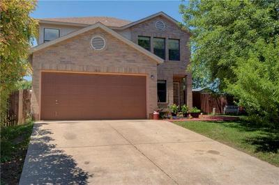 Round Rock Single Family Home For Sale: 1416 Sheltie Ln