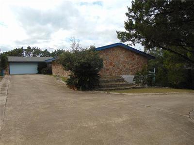 Lago Vista Single Family Home For Sale: 6508 Avenida Ann St