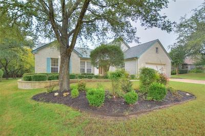 Georgetown Single Family Home For Sale: 135 Lantana Dr