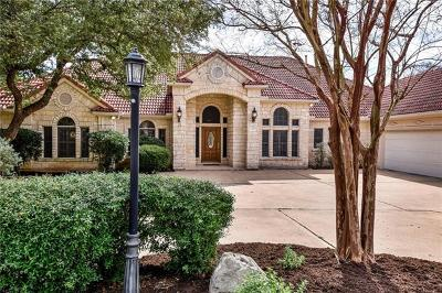 Austin, Lakeway Single Family Home For Sale: 4215 Lakeway Blvd