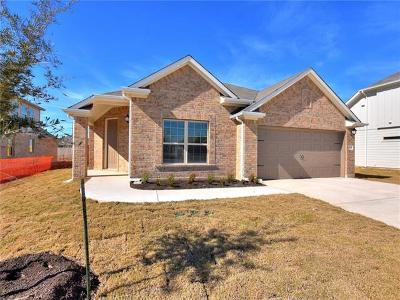 Hutto Single Family Home For Sale: 1006 Lauren Way