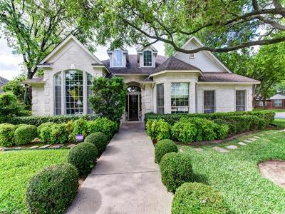 Hays County, Travis County, Williamson County Single Family Home For Sale: 10203 Pinehurst Dr