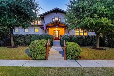 Cedar Park Single Family Home For Sale: 2801 Grand Oaks Loop