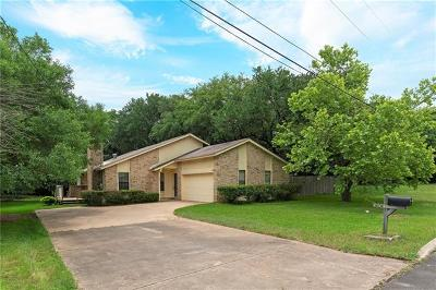 Cedar Park Single Family Home For Sale: 1404 Pecan St