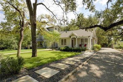 Austin Single Family Home For Sale: 1317 Bonham Ter