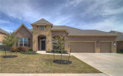 Pflugerville Single Family Home For Sale: 3404 Plover Run Trl