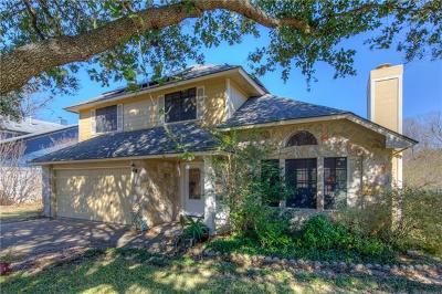 Austin TX Single Family Home Pending - Taking Backups: $315,000