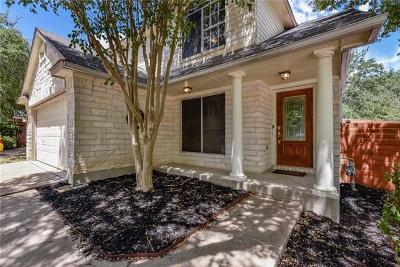 Cedar Park Single Family Home For Sale: 705 Paso Fino Trl