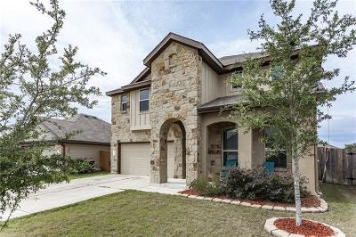 Buda Single Family Home Pending - Taking Backups: 515 Dragon Ridge Rd
