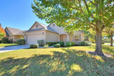 Georgetown Single Family Home For Sale: 181 Whispering Wind Dr