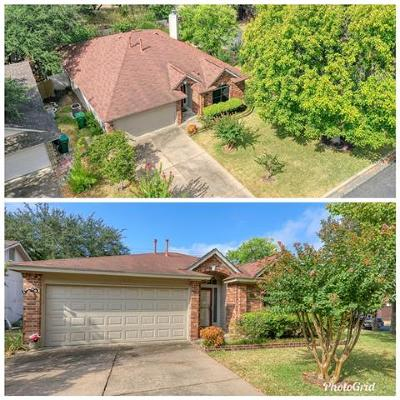Cedar Park Single Family Home For Sale: 3109 Blazing Star Trl