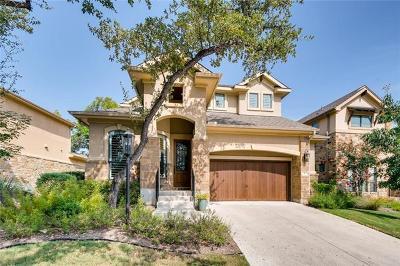 Lakeway Single Family Home For Sale: 4 Prestonwood Cv