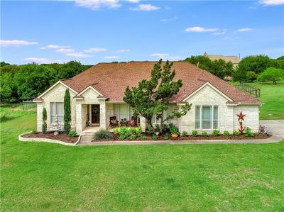 Georgetown Single Family Home Pending - Taking Backups: 100 Axis Deer Cv