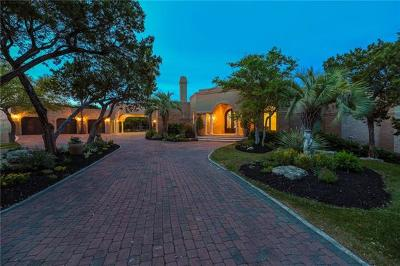 Single Family Home For Sale: 17800 Serene Hills Pass