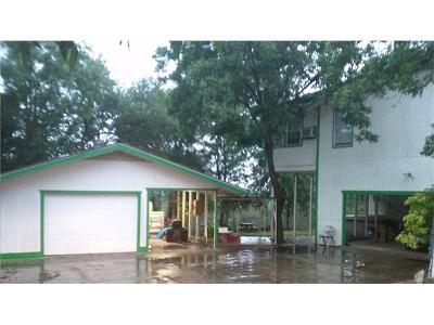 Spicewood Single Family Home Pending - Taking Backups: 115 Travis Ln