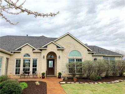 Leander Single Family Home For Sale: 751 Silver Creek Dr