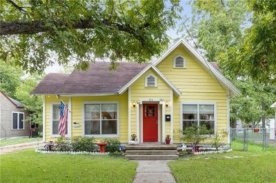 Taylor Single Family Home Pending - Taking Backups: 813 Cecelia St