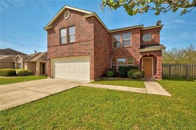 Kyle Single Family Home For Sale: 440 Fairfield Dr