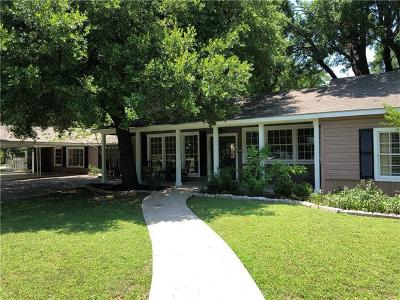Lockhart Single Family Home For Sale: 1121 Maple St