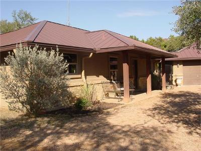 Dripping Springs Single Family Home For Sale: 901 Beauchamp Rd
