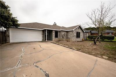 Coryell County Single Family Home For Sale: 205 W Blancas Dr