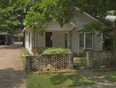 Austin Single Family Home For Sale: 1911 Canterbury St
